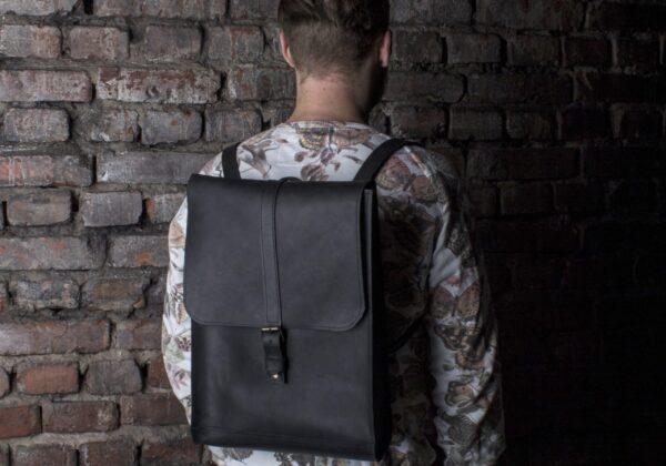 """Рюкзак черный """"Оушенсайд"""""""