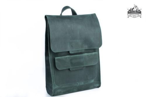 "Рюкзак зеленый ""Мидленд"""