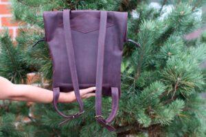 Рюкзак фиолетовый (33)