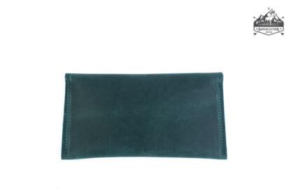 Кошелек зеленый 117