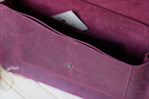 Сумка фиолетовая Шарлотт