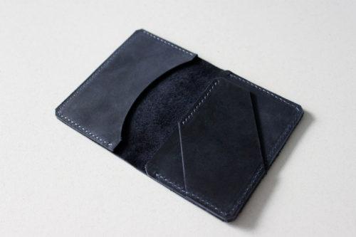Картхолдер-чернично-синий-Корона