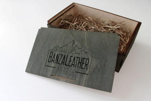 Коробки-Banzaleather