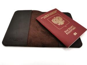 Обложка для документов и паспорта