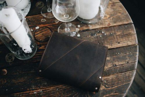 Ежедневник Александрия шоколадно-коричневый